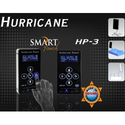 HP-3® Hurricane Screen Touch Tattoo Power Supply