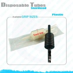 sterilized disposable tubes